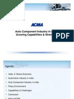 Status Indian Auto Industry