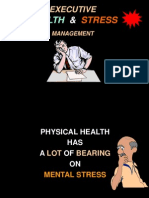 Health & Stress Management