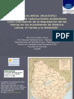 Radioquimica RLA5051 Uruguay