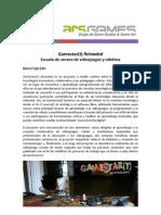Programa GamestartReloaded2013