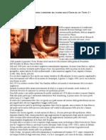 Padre Carlo Crespi Vero Scopritore Della Cueva de Los Tayos