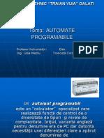 Automate Programabile