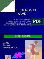 Tahapan Tumbuh kembang Pada Bayi - Anak 2008.ppt