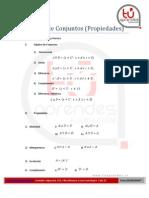 Algebra de Conjuntos (Propiedades)