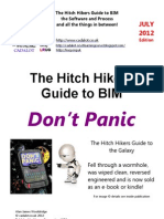 The Hitch Hikers Guide to BIM July 2012