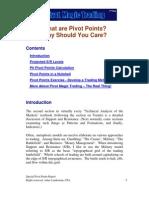 Pit Pivot Points