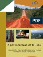 pavimentação de rodovia