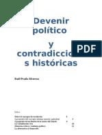 16.Devenir político y contradicciones-histórica.Prada alcoreza