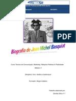 biografia de jean michel basquiat daniela silva n 7