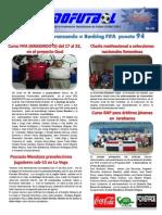 Notificas de Fedofútbol-Balompié Dominicano