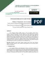 Fem Based Modelling of Amb Control System-2