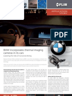 Bmw Incorporates Thermal Imaging Cameras in Its Cars An