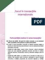 C3_Riscul in Tranzactii