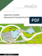 Holcim Awards Japanese Garden
