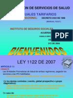DIAPOSITIVAS MANUALES TARIFAS 2011