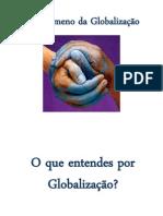 O fenómeno da Globalização