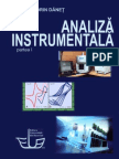 2011marDanet a.F. Analiza Instrumentala Partea I Cap. 1.1 - 1.9