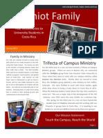 Amiot - June 2013 Newsletter