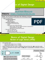 Verilog_00 [Design] Basics of Digital Design {v01!26!2013}