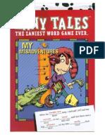 Mad Libs Zany Tales - My MisAdventures