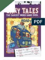 Mad Libs Zany Tales - Road Trip