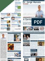 Boletim Informativo - Vereador Dr. Jorge Manaia
