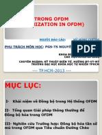 Sync in OFDM