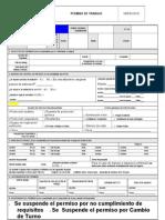 BETA HSEQ-F5 Permiso de Trabajo