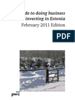 facts for business in estonia
