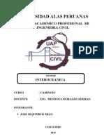 Informe de Interoceanica