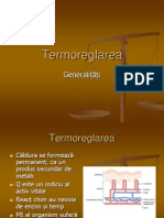 Termoreglarea - 5