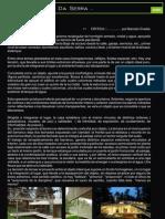 Crítica casa en Aldeia da Serra