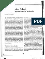 Marglin Development as Poison