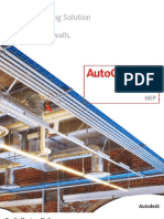 Autocad Mep Product Brochure