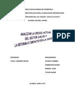 CRISIS DEL SECTOR SALUD EN VENEZUELA física_2