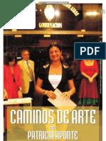 CAMINOS DE ARTE_por Patricia Aponte
