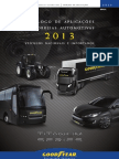 Goodyear Catalogo Correias Industriais 2013