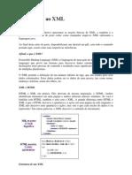 Introdução ao XML