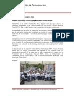 14-06-2013 Boletín 026 Rogelio Ortiz Mar y colonia Campestre Itavu hacen equipo