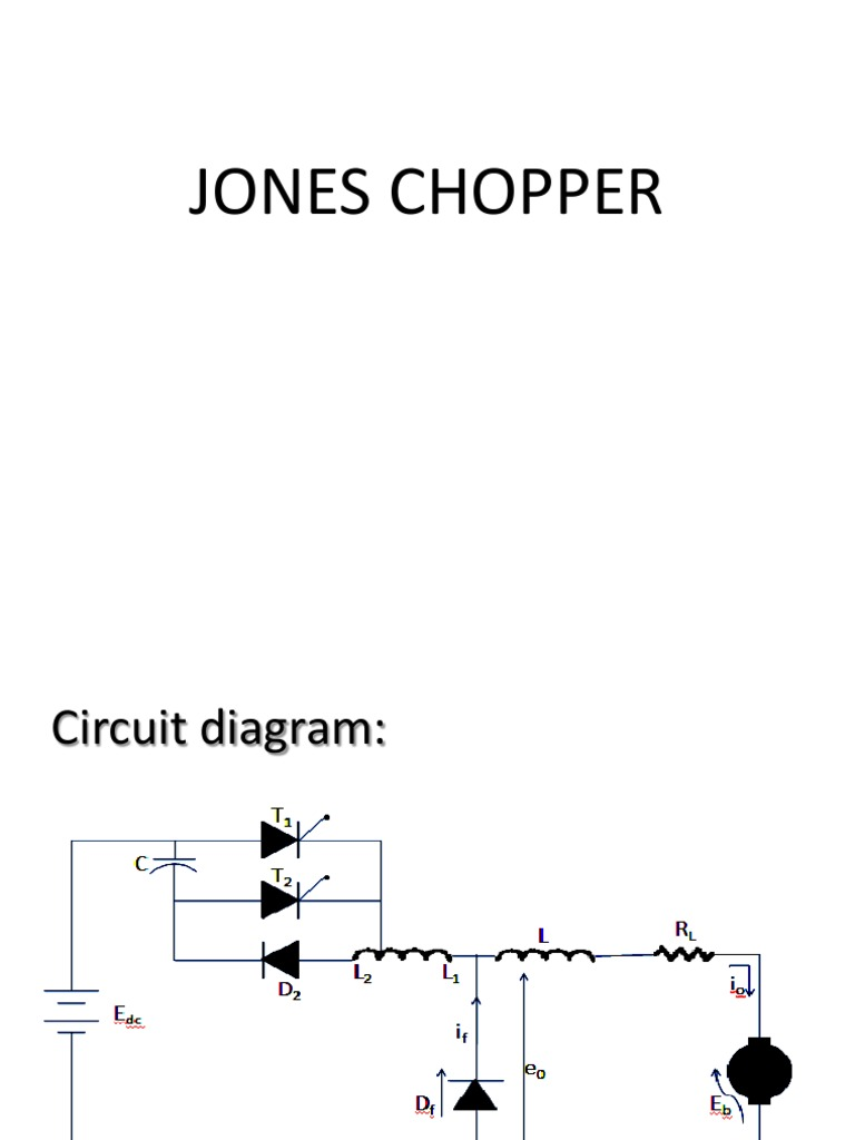 45189679 jones chopper pptx capacitor p n junction rh scribd com