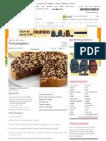 Receita de Torta brigadeiro - Culinária - MdeMulher
