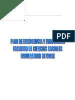 Plan Emergencia