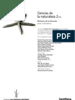 Guia y Recursos Ciencias Naturales 2º ESO