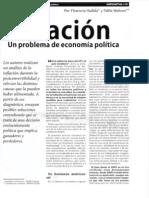 Katz, Inflación, Kirchnerismo.