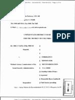 Taitz v Astrue - Filed Motion for Reconsideration - Obama SSN - 06/10/2013