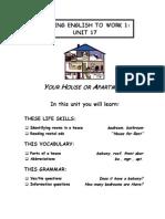 Putting English Unit17-1