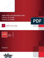 Agile Web Development with Groovy & Grails