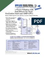 Data Sh Power Supplies Mixed Signal Maxim