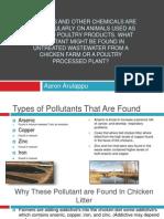 Pollutant