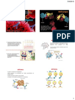 antígenos e anticorpos